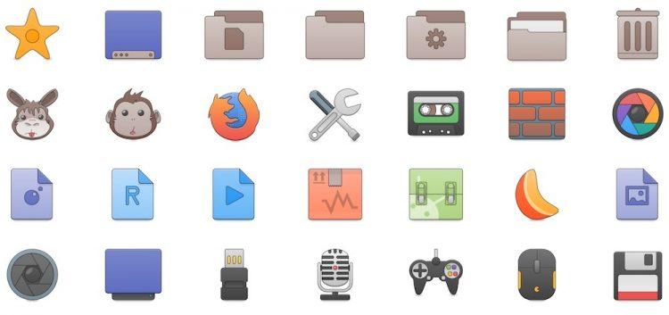 Cambia iconos de .sh para .desktop