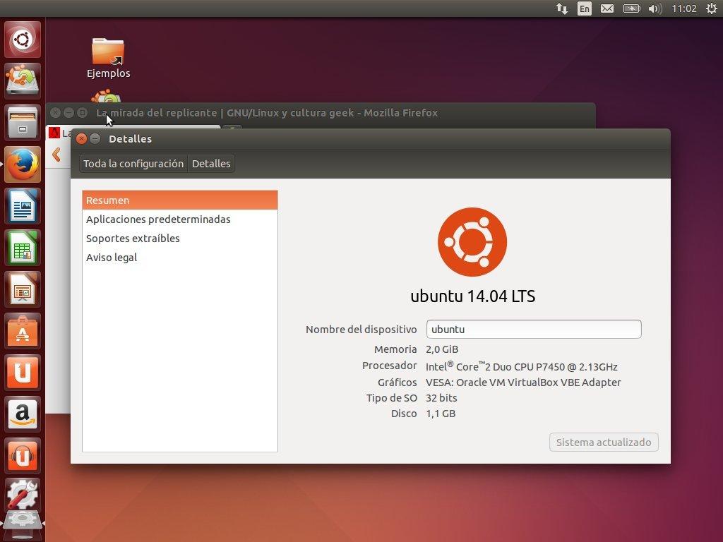 Forzando el vesa para solucionar problema grafico en Ubuntu